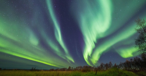 Where to See the Northern Lights in Autumn