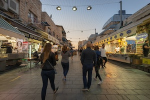 The Switching Hour: How Jerusalem's Nightlife Thrives in an Ancient Market After Sunset