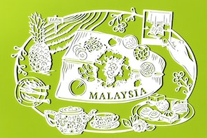 Malaysia Meal by Meal