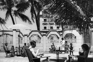 The Doors Are Open: Galle Face Hotel