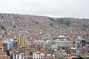 Spin the Globe: David Farley in La Paz, Bolivia