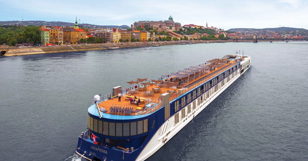 Why Your Clients Will Love this River Cruise Line