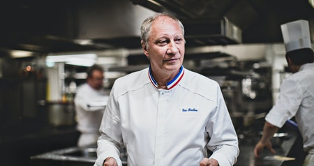 Where to Eat in Paris, According to Eric Frechon, One of France's Most Famous Chefs