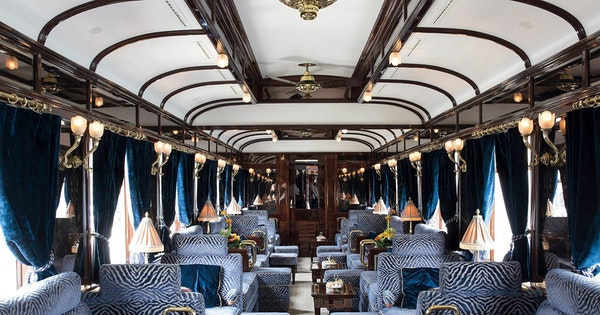 The Venice Simplon-Orient-Express Is a Real-Life Time Machine