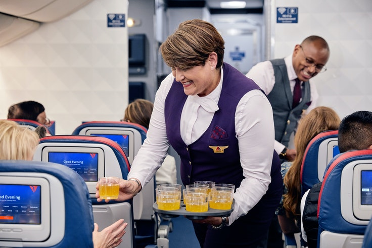 Coming soon: Bellinis for international economy-class fliers.