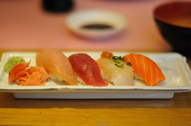 Where to Eat Sushi in Japan, According to a Seafood Expert
