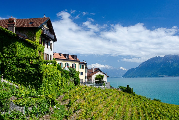 Vevey'sFête des Vignerons, which dates to 1797, includes ornate parades, pop-up restaurants, and cultural activities.