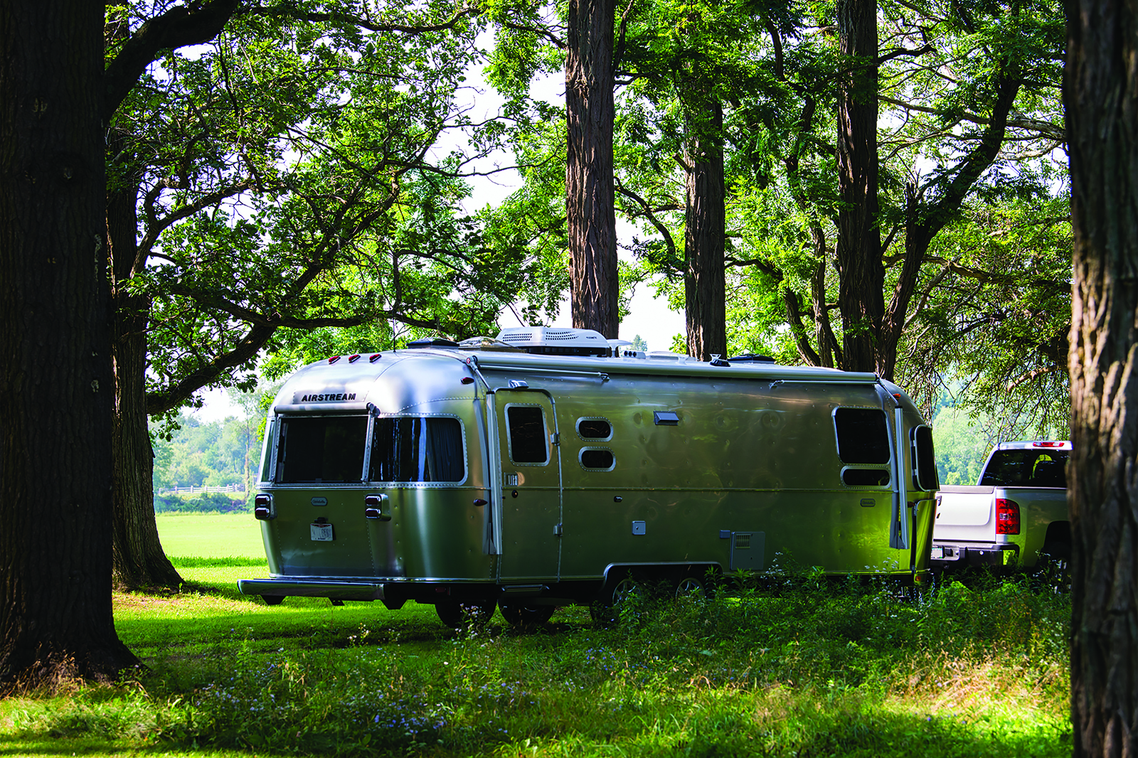 What It's Like to Drive an Airstream