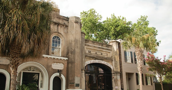 Exploring Charleston's African American History