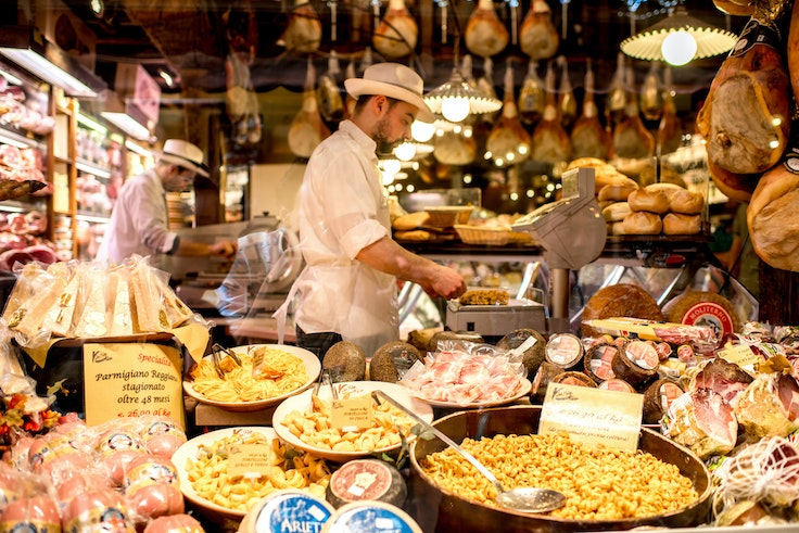 Great flight and hotel deals are available for Bologna, Italy.