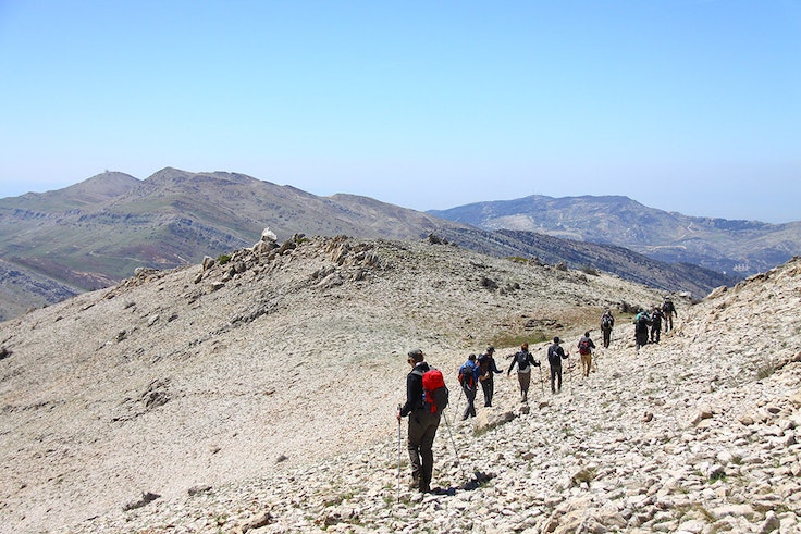 The best way to get to know Lebanon? Hiking from one end of the country to the other