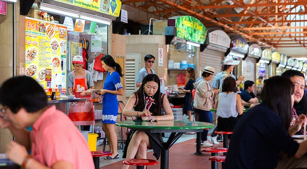 8 Best Hawker Centers in Singapore—and What to Eat There