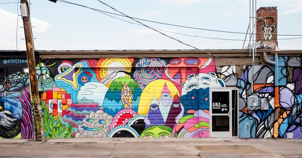 How Denver Became Street Art Capital of the Country