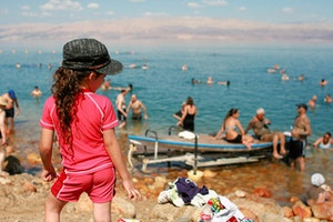 Why You Need to Float in the (Nearly) Dead Sea