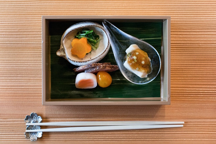 Kenzo, a Japanese kaiseki restaurant in Napa, is the most recent Napa Valley eatery to earn a Michelin star.