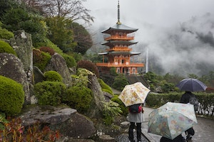 Escape From the Modern World on a Pilgrim's Path Through Japan