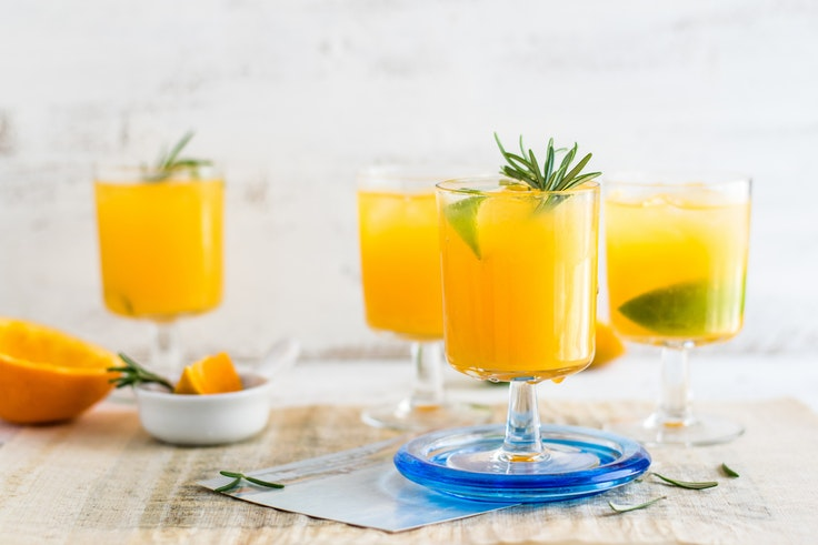 Celebrate each spring, summer, fall, and winter with a tasty drink inspired by the time of year.