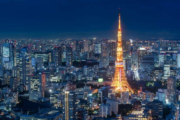 Airbnb customers planning a visit to Tokyo will discover their pickings to be 80 percent slimmer.