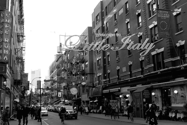 New York's Little Italy