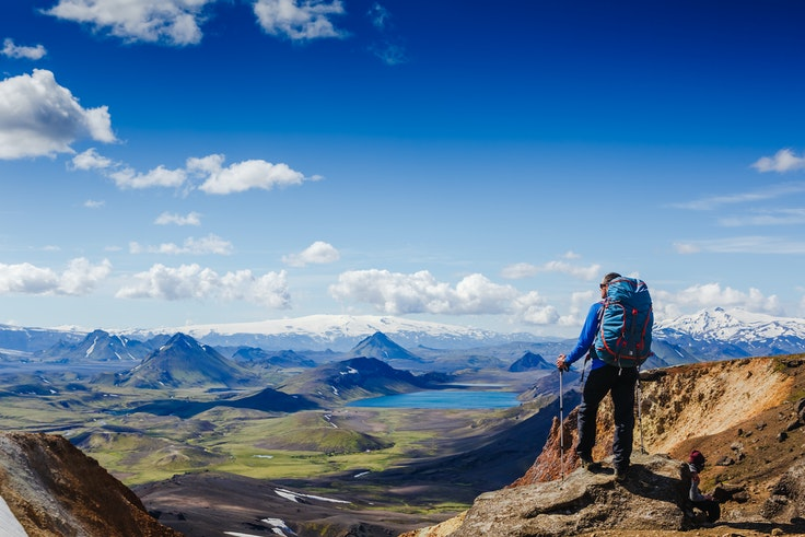 Iceland scored the top spot in Globetrotter's Global Expat Index 2019, ranking number one in thesafety and migrant acceptance categories.