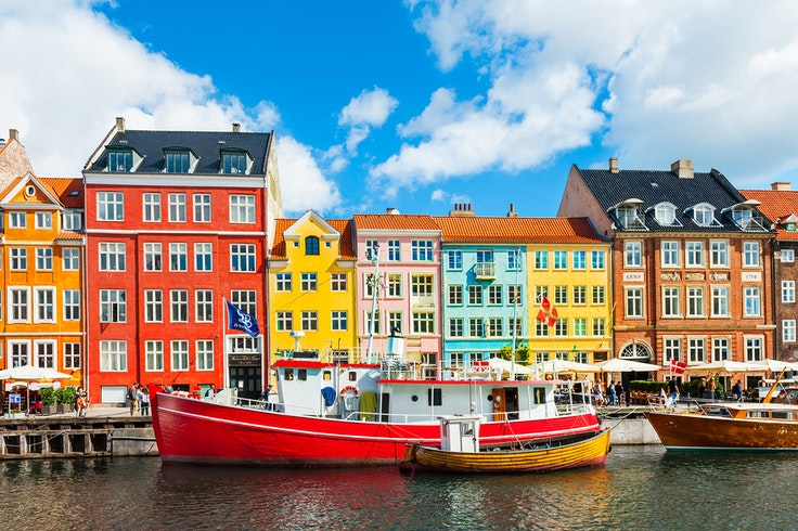 Use points to book yourself into some of Copenhagen's best hotels—so you can save your money for the incredible restaurants.
