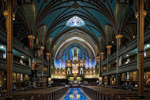 Montreal's Historic Churches Are Being Reborn as Public Spaces