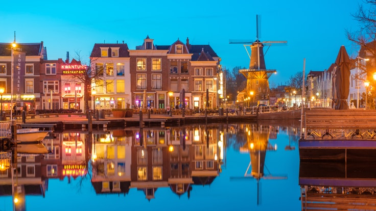 Dutch master Rembrandt van Rijn was born in Leiden in 1606. Today, the city has many ways to celebrate its native son.