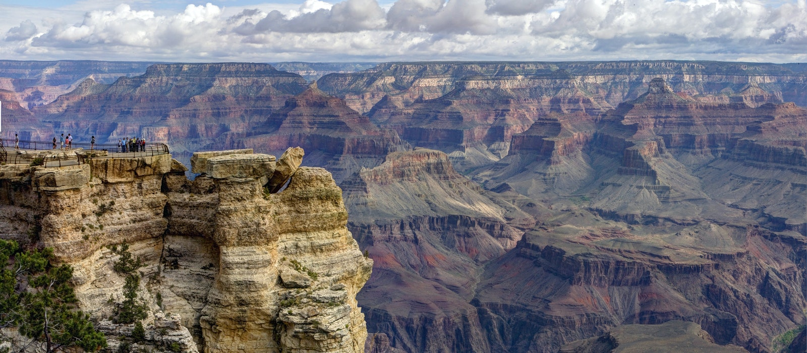 On February 26, 2019, Grand Canyon National Park will be 100 years old.