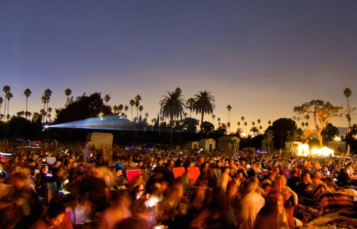 CINESPIA AT THE HOLLYWOOD FOREVER CEMETERY