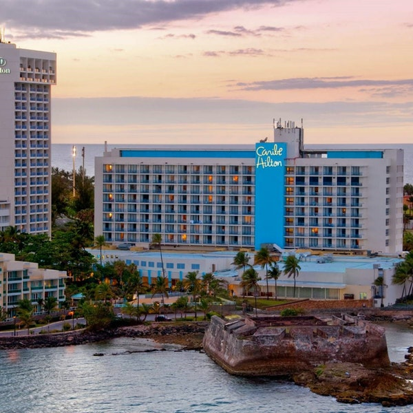 Puerto Rico's Iconic Caribe Hilton Is Reborn Post-Hurricane Maria