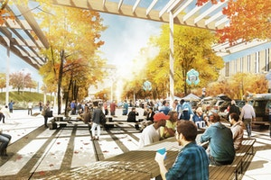 Planning for a Riverfront Makeover, Detroit Continues Its Urban Reboot