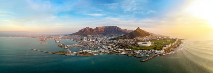United's new route would introduce the only direct flights between North America and Cape Town.