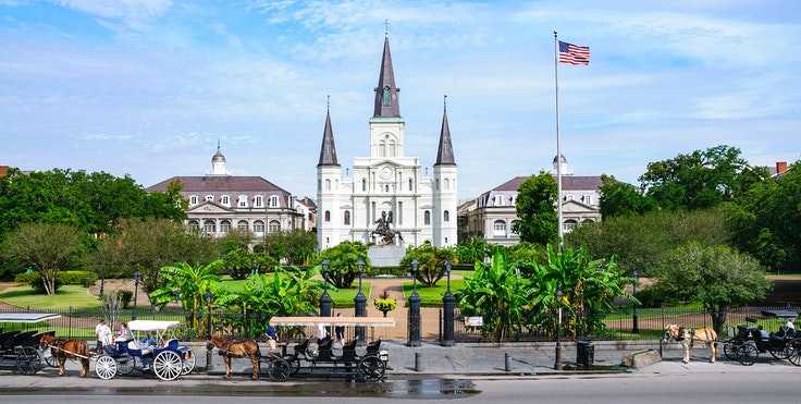 Good museums come in small packages in larger-than-life New Orleans.