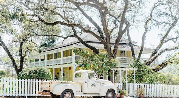 The Other Sonoma: A Ranch for Your Summer Getaway