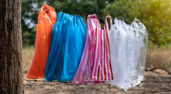Thailand Bans Plastic Bags in 2020