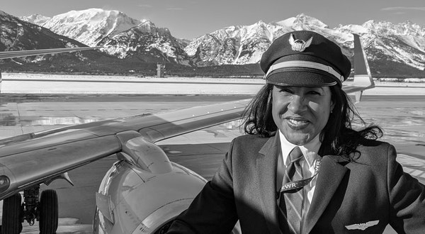 Where Are All the Black Women Pilots?