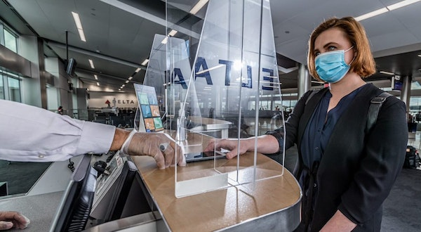 Delta and CDC Partner on Contact Tracing for International Travelers