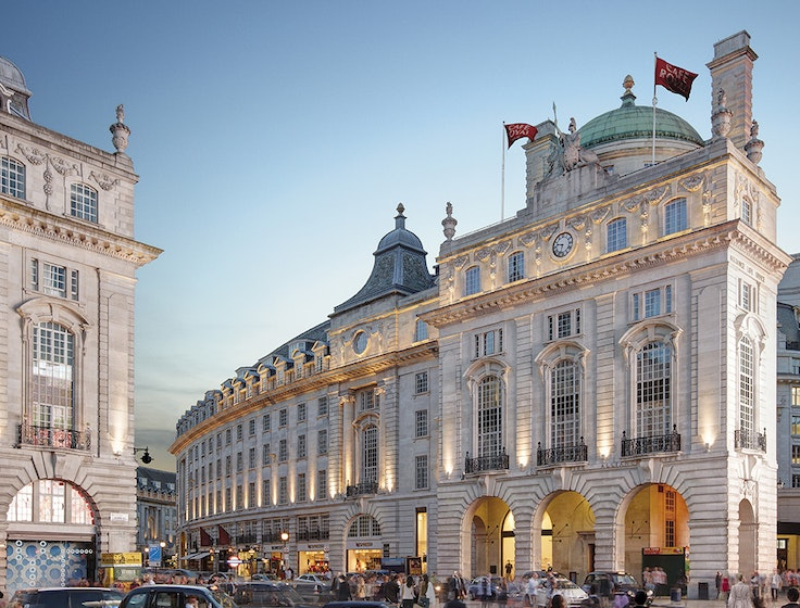 London's Hotel Café Royal is offering two over-the-top royal wedding packagesto celebratethe May 19 nuptials.