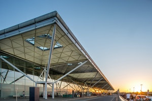 London Airport Cracks Down on Sleeping Overnight in Its Terminal