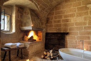 3 Stunning Cave Hotels in Matera That Are Full of Old-World Charm