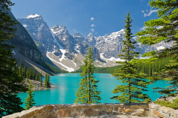 This summer, Behr Paint will send one traveler across North America to destinations including Lake Louise in Alberta, Canada.
