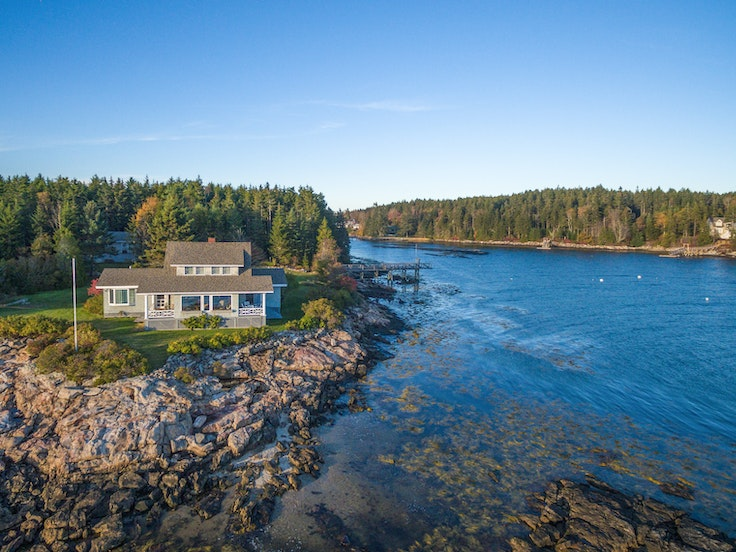 This Maine coastal retreat could now be yours through the Homes & Villas by Marriott collection.