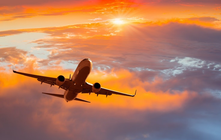 The future looks greener for the airline industry.