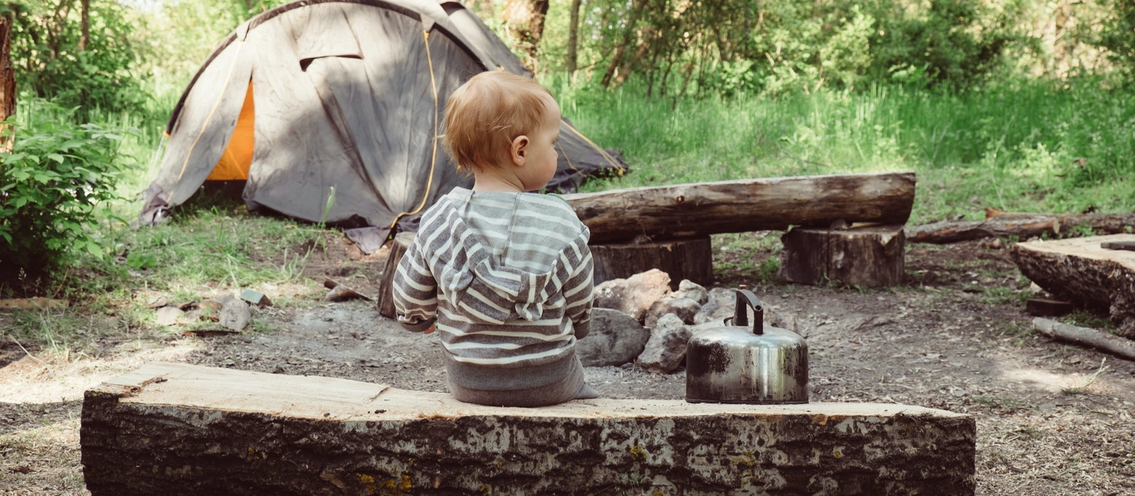 For young children, a camping trip marks the commencement of an era, the beginning of a glorious childhood spent exploring the outdoors.