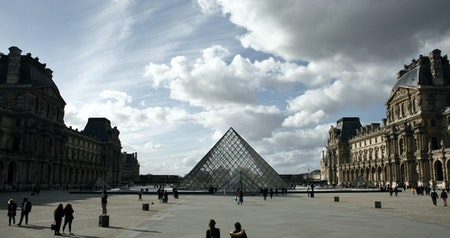 Paris's Louvre Will Reopen in July