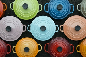 Here's How Your BelovedLe Creuset Pot Was Made