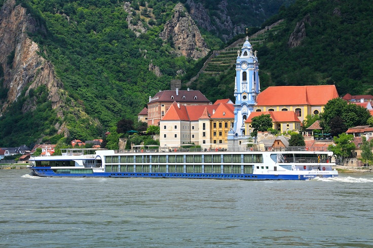 There are numerous styles of river cruising along the Rhine: Avalon Waterways stands out for its special active-minded itineraries, with options for hiking, biking, jogging, and kayaking excursions.