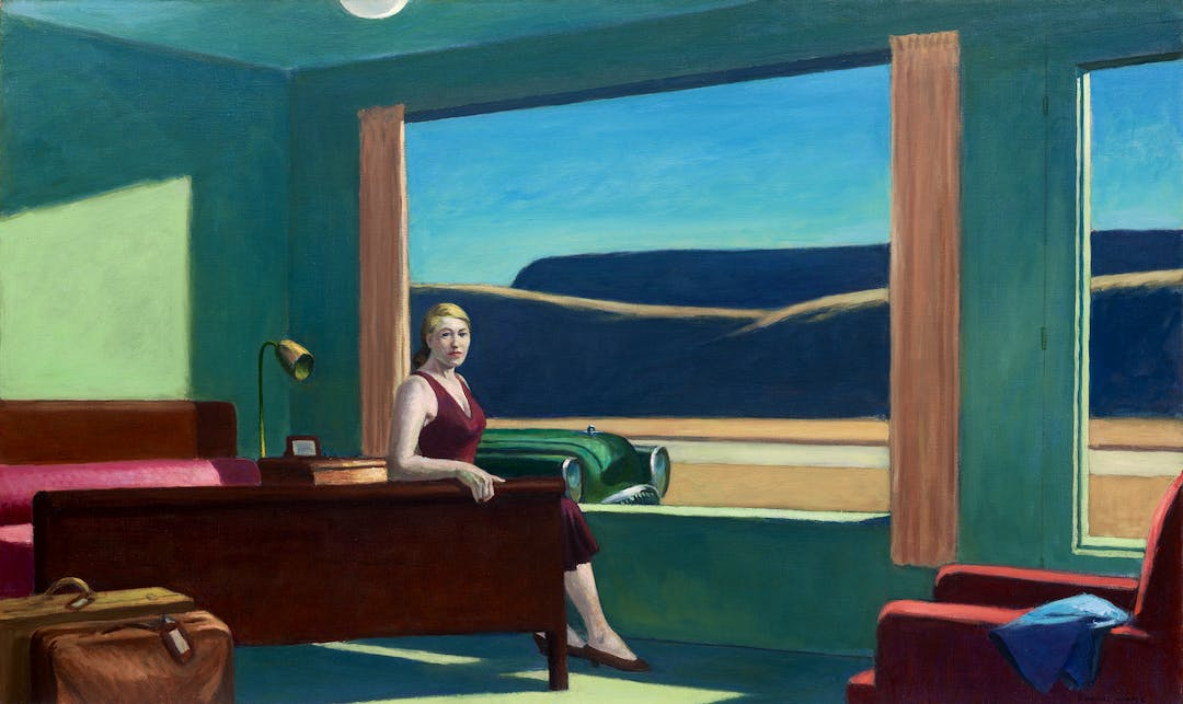 Spend the Night in a Room Inspired by a Signature Edward Hopper ...