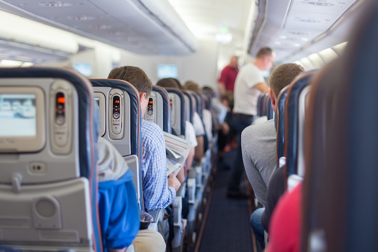 U.S. carriers have reduced the number of people who were involuntarily bumped by 66 percent.