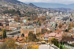 As a Traveler, How Do You Walk Sarajevo's Bridge to the Past?